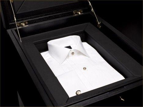 The world's most expensive shirt is valued at $45,000. Eton shirts ...