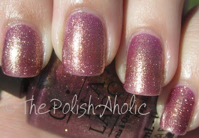 OPI Rally Pretty Pink