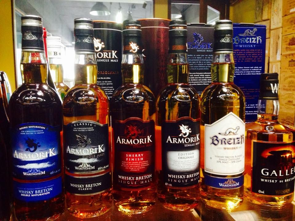 Check out our wide range of French Whisky ! #French #Whisky #Armorik #Warenghem #wide #range #omusedebordeaux #HongKong #Brittany