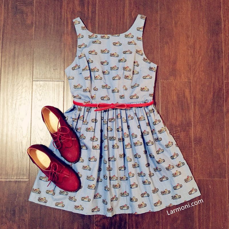 I love this cute little sundress outfit, I want it sooo much!!! xxx