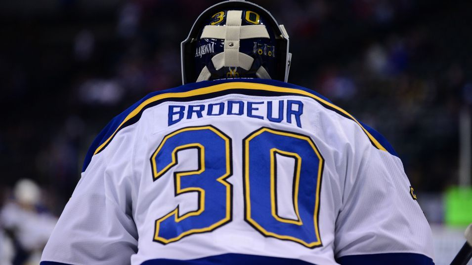 Martin Brodeur To Retire Take Job In Blues Front Office Hockey