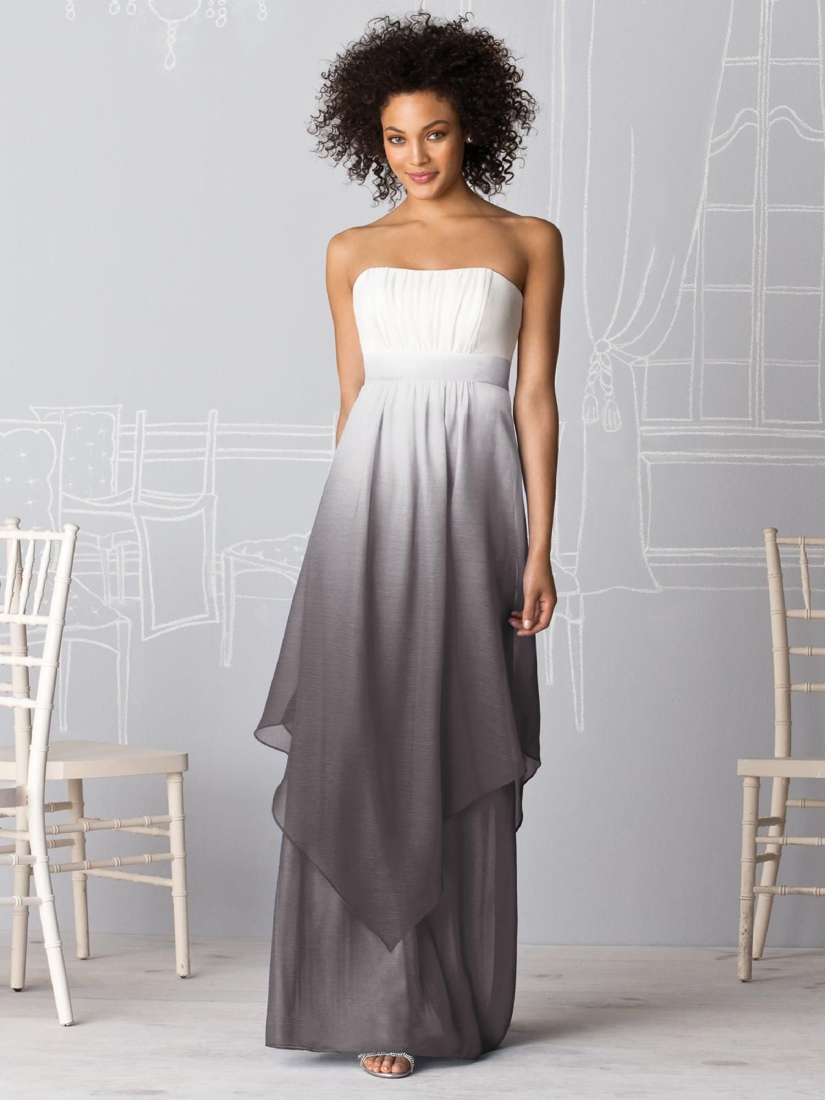 After Six bridesmaid gown by The Dessy Group - available at Little ...