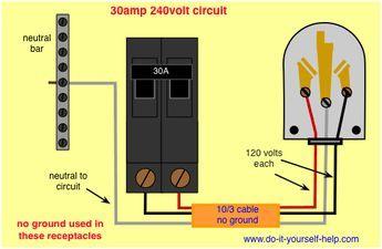 220 Volt Stove Wiring Diagram