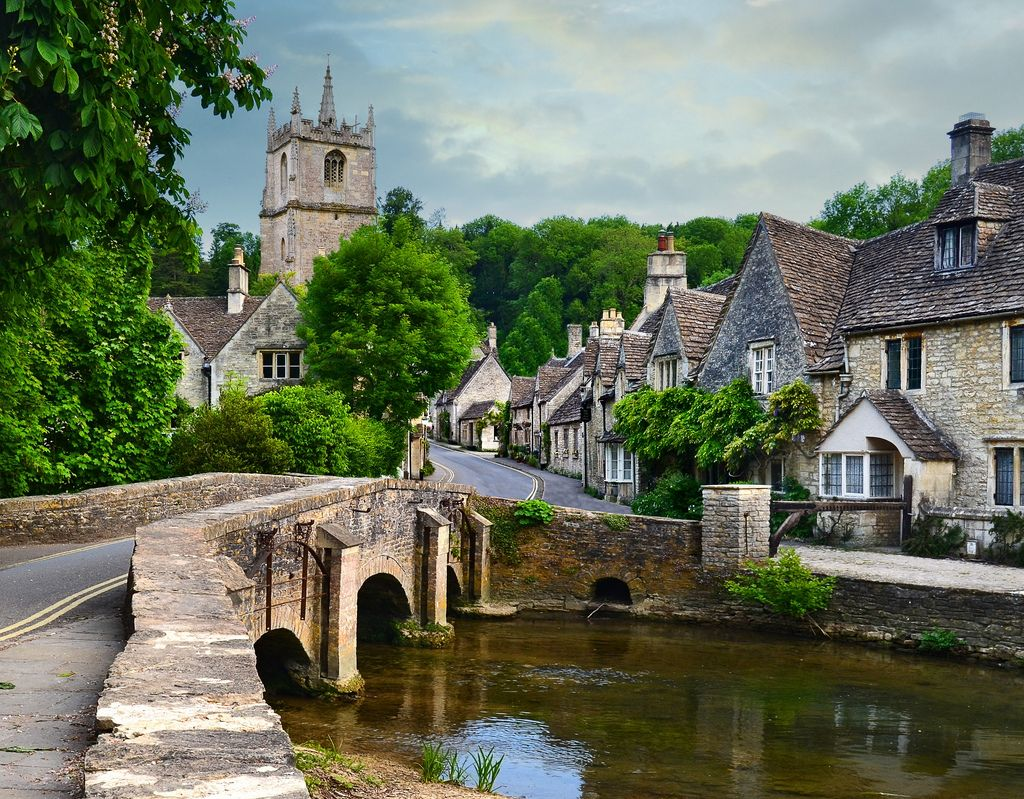 Castle Combe | Inglaterra, Bruma y Reino unido