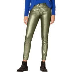 Hose, in Metallic-Optik #afrikanischekleidung