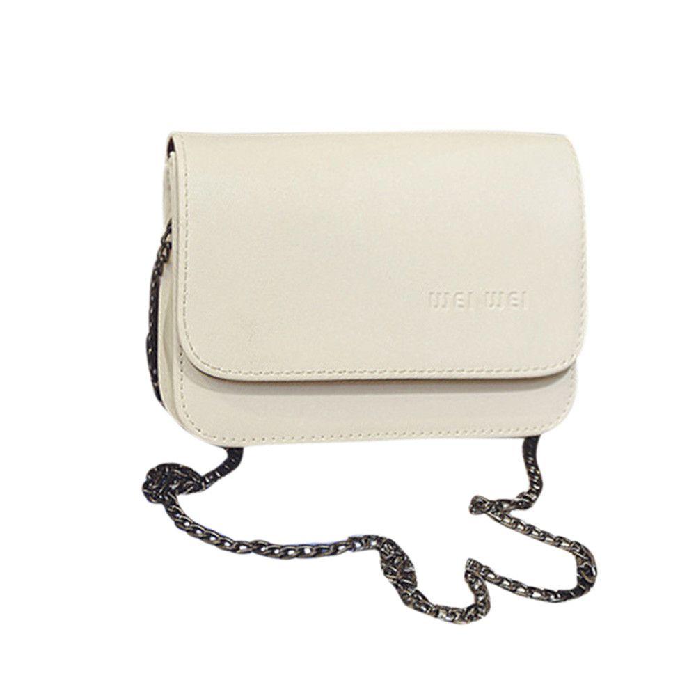 f199caa026f Aelicy dropshipping new 2018 hot selling Fashion Women Chain Crossbody Bag  Shoulder Bag Phone Bag Messenger