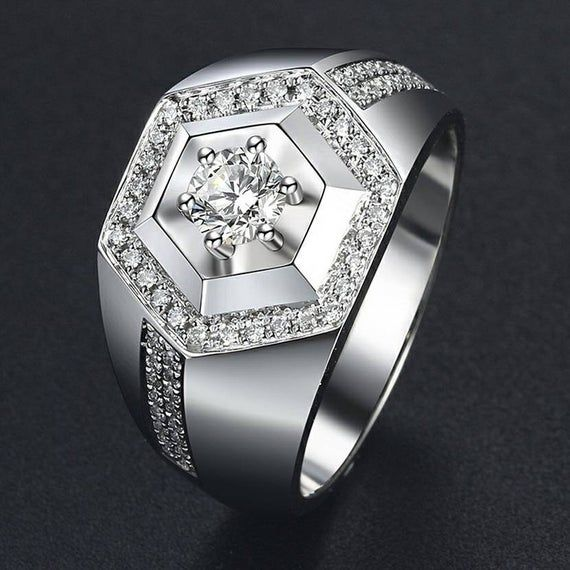 28+ Lab grown diamonds mens jewelry ideas