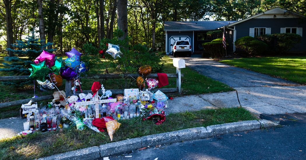 35 Arrests in Long Island Gang Case as Another Body Is Found - The New York Times