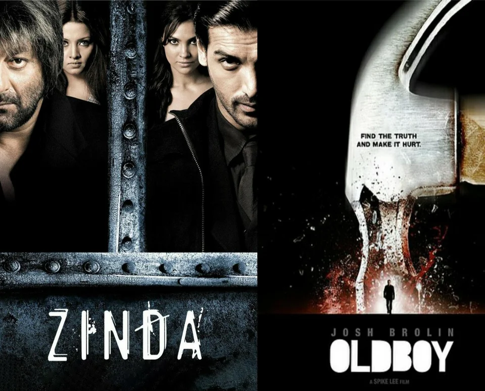 Question For Adam What Do You Think Is Worse Oldboy 2013 Or The Bollywood Oldboy Zinda Yms Oldboy Thinking Of You Truth Hurts