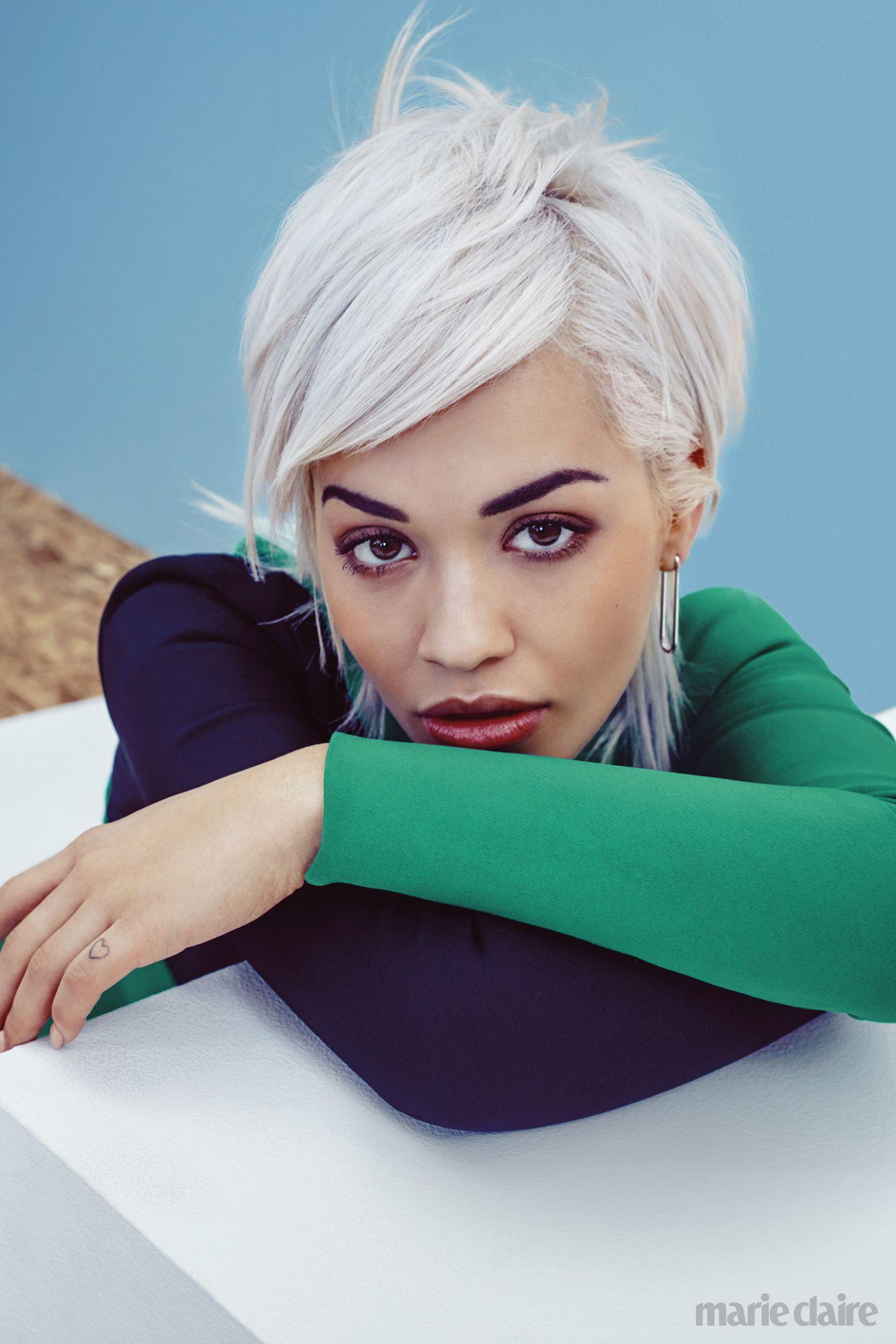 July Cover Star Rita Ora Gets Real