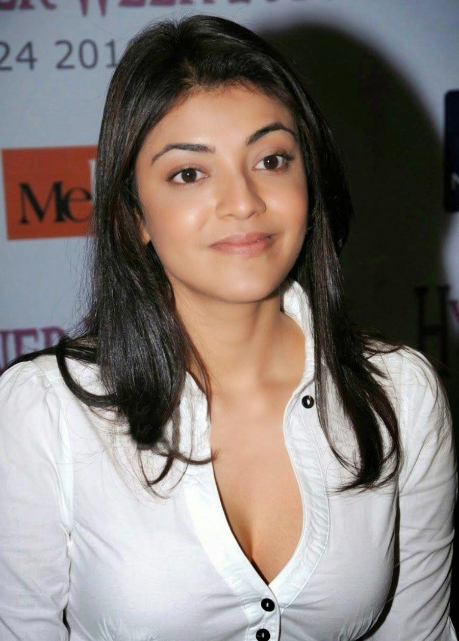 Heroine Kajal Agarwal Hot Dress Photos Images Pictures -4123