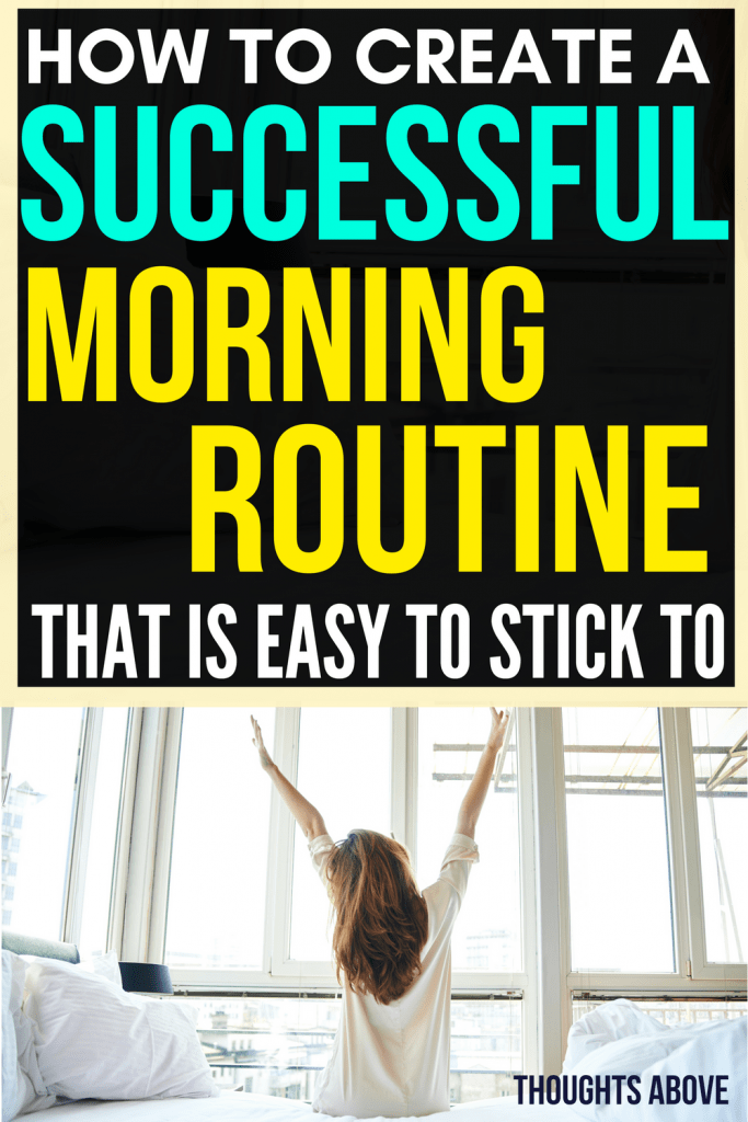 How To Create A Practical Best Morning Routine That Is Easy To Stick To is part of Organization Work Morning Routines - This post may contain affiliate linksLet's be honest here, sometimes having routines suck! Especially morning routines, not to mention that you might also not be a morning person like me! Hear this; I can't even mention the number of times in the past that I've failed in my simple basic routines  You see, we allContinue Reading