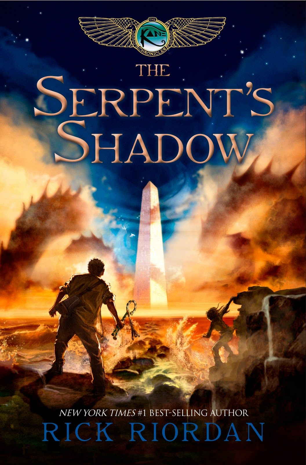The Serpent S Shadow With Images Rick Riordan Books Kane