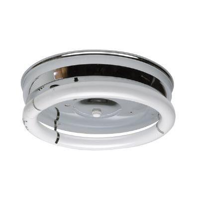 Sunlite 32cf 12 Inch Circline Fluorescent Chrome Fixture Ceiling Fixtures Unique Ceiling Fans Chrome