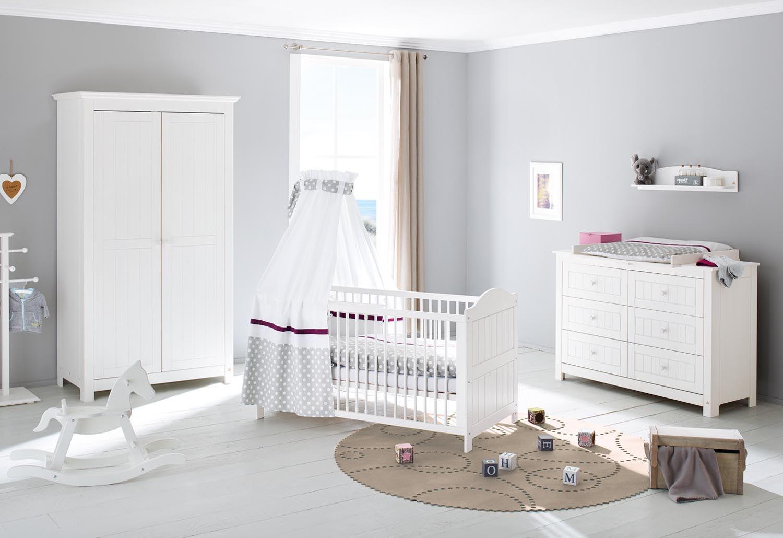 Cool Kinderzimmer Nina extrabreit mit T ren von Pinolino