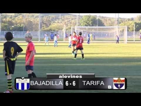 BAJADILLA – TARIFA B Fútbol Base Alevines 25 Abril