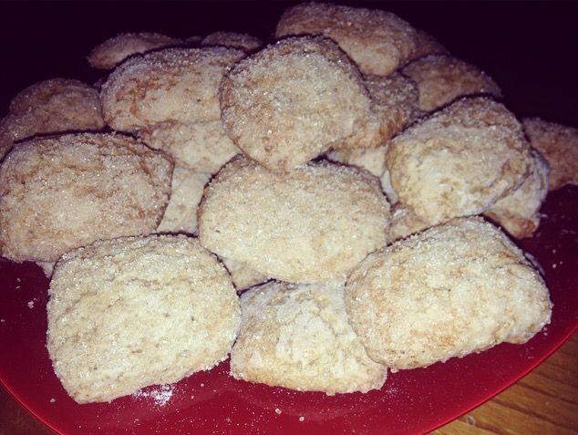 #biscotti #biscuits #cannella #morbidi #buonissimi #morbidissimi #love #fantastic #delicious #wonderful #like