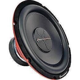 """4 ohm.Sub.Car Audio Sound.700w NEW 12/"""" SVC Subwoofer Bass.Replacement.Speaker"""