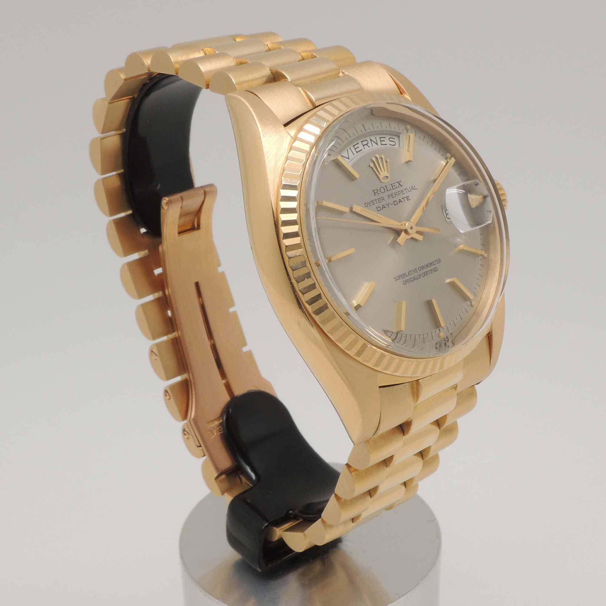Rolex Day Date 1803 01750 Rolex Day Date Relojes Rolex Rolex