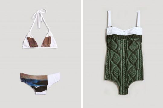Rechel Comey Swimwear