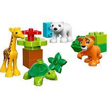 LEGO DUPLO Town Baby Animals (10801)