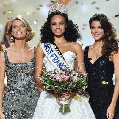 Representing the French territory of French Guiana (located on the north coast of South America), 18-year-old Alicia Aylies won the Miss France 2017 competition Saturday, and will represent the cou…