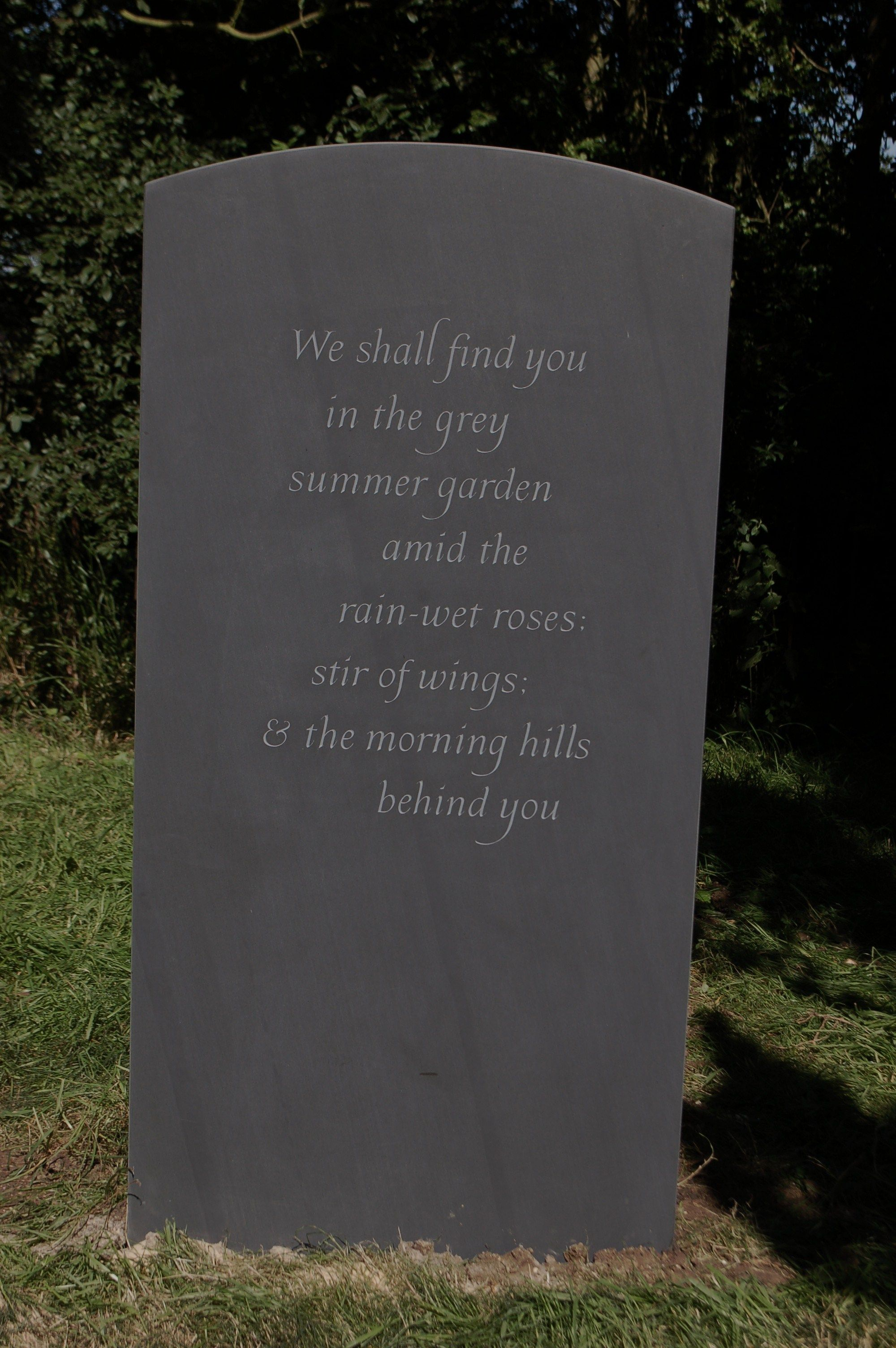 Tasteful Memorial Quotes and Headstone Epitaphs | Blog ...