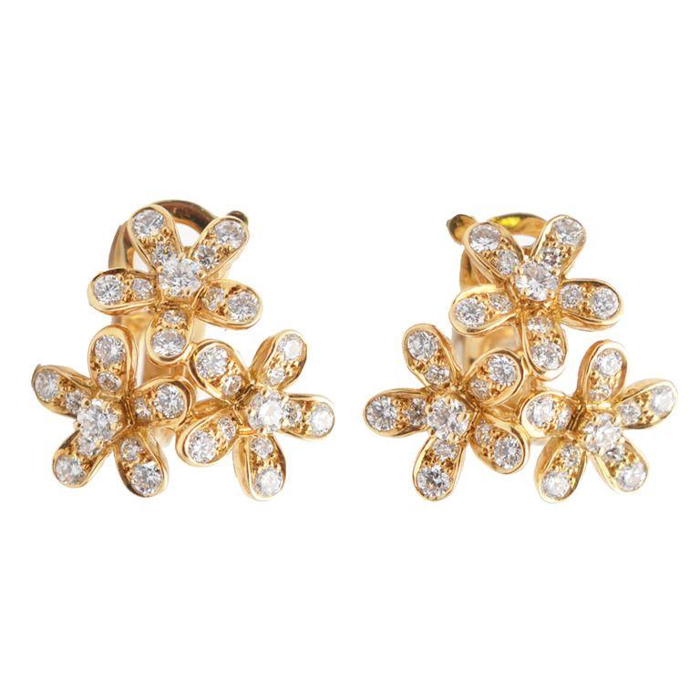 b89381544714d Van Cleef  amp  Arpels Diamond Gold