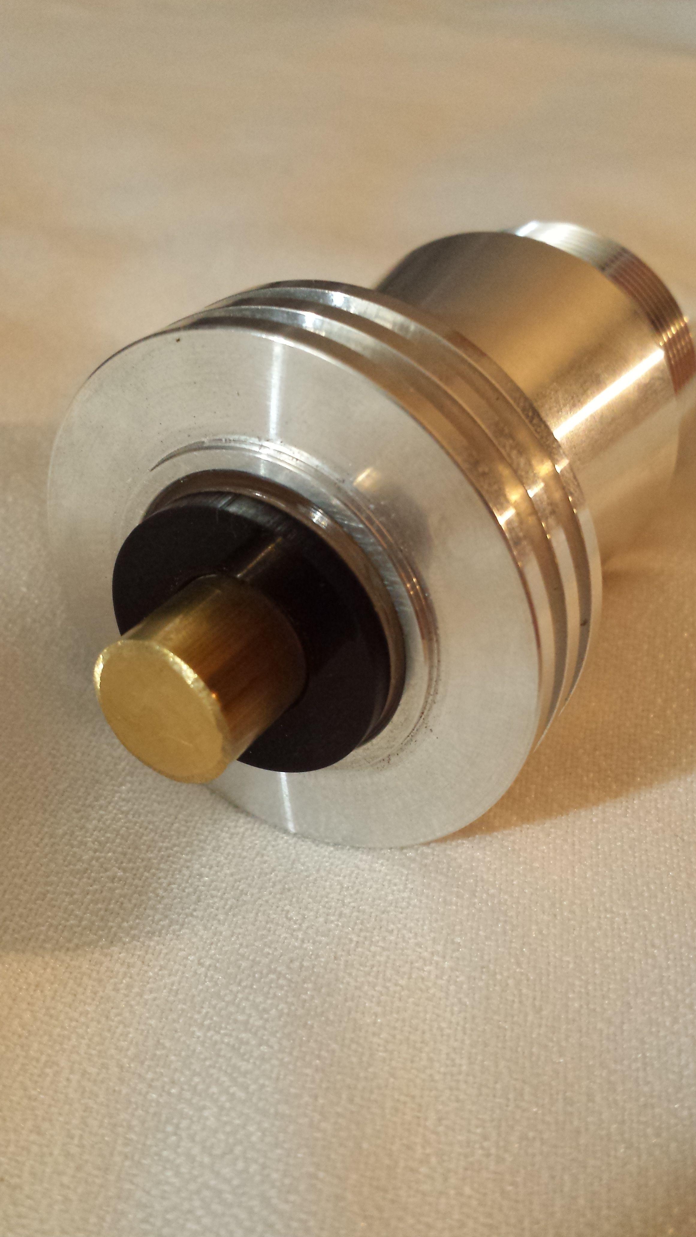 short graflex inspired lightsaber blade plug lightsaber blade