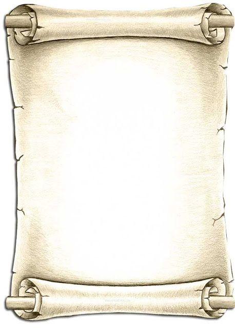 pergaminos para caratulas en blanco imagui