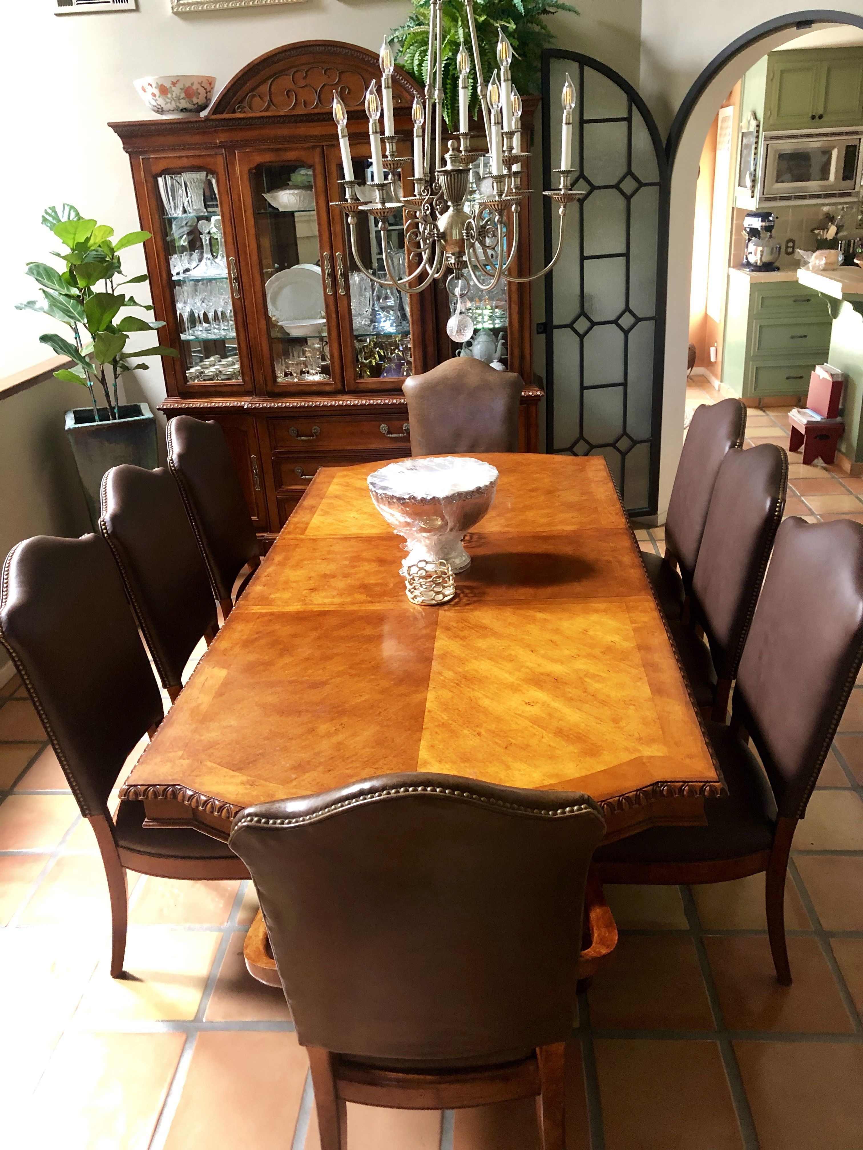 Reupholstered Dining Chairs Cat Proof Living Dining Room Reupholster Chair Dining Dining Table