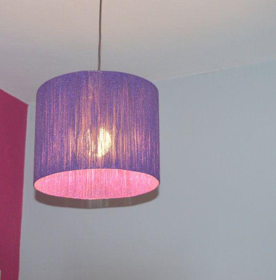 Metallic purple light purple string lamp pendant ceiling eco metallic purple light purple string lamp pendant ceiling eco friendly lamp bar lighting art deco lamp office lamp shadow lamp aloadofball Images