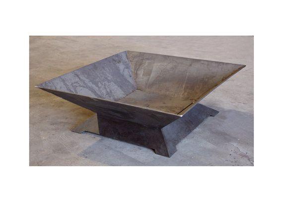 The Zilker Fire Pit 30 Steel