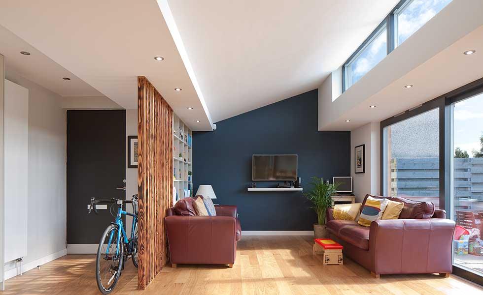 Vaulted Ceilings: 17 Clever Design Ideas | Homebuilding & Renovating #vaultedceilingdecor