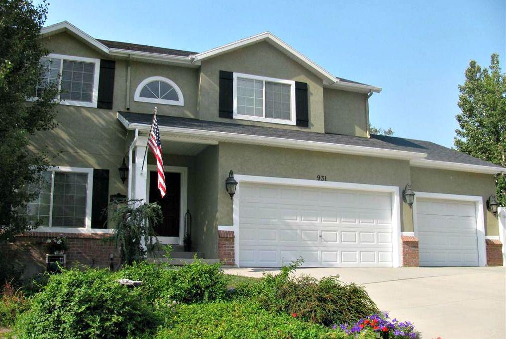 green home exterior colors | Home exterior | Pinterest