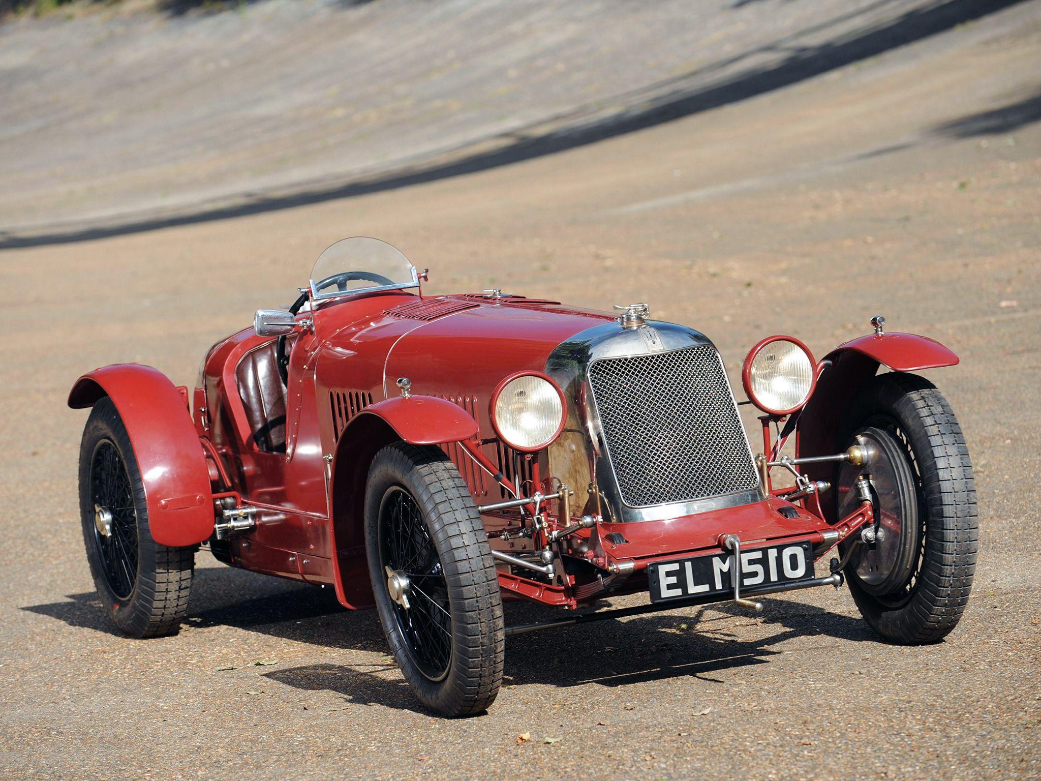1930 Maserati Tipo 26m Sport Retro Race Racing F Wallpaper