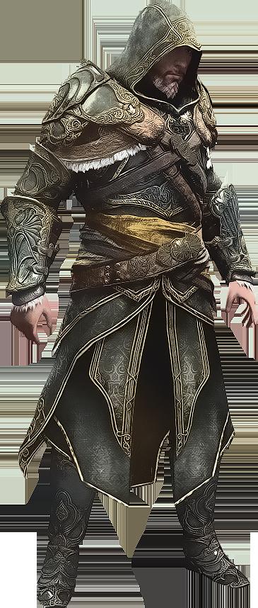 Ac Revelations Ezio In Master Assassin Armor By Ivances On