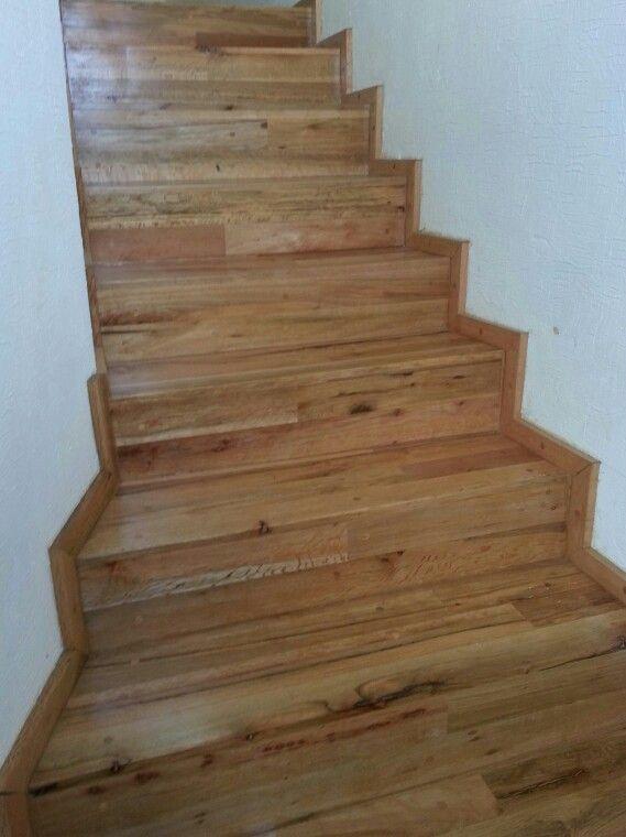 escaleras de casa infonavit excelente opcion economica