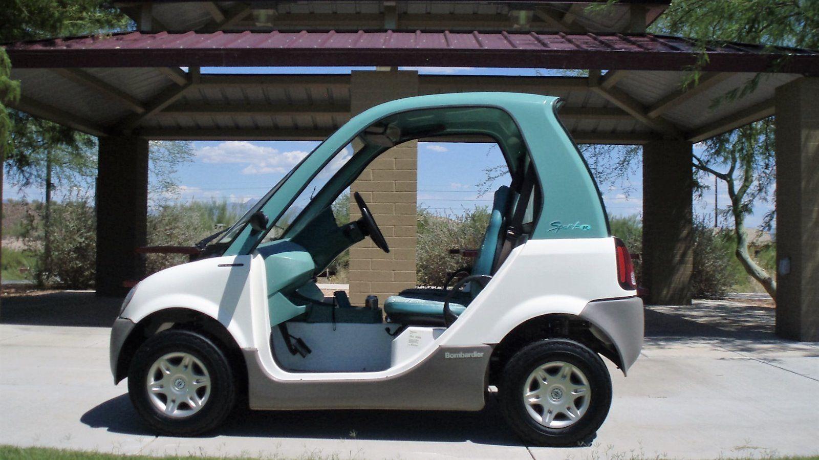 Bombardier NEV Golf Cart | Golf carts for sale | Pinterest | Golf ...