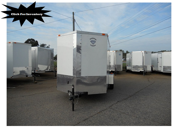 Hickory Enclosed Trailer Sales - Enclosed Mororcycle and Race Trailers in NC (North Carolina)