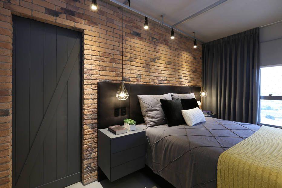 Apartamento Com Planta Flexivel Ganha Estilo Industrial Pinterest