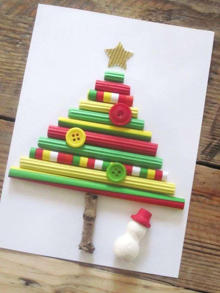 Lavoretti Festa Di Natale.Lavoretti Per La Festa Di Natale Decorazioni Natalizie