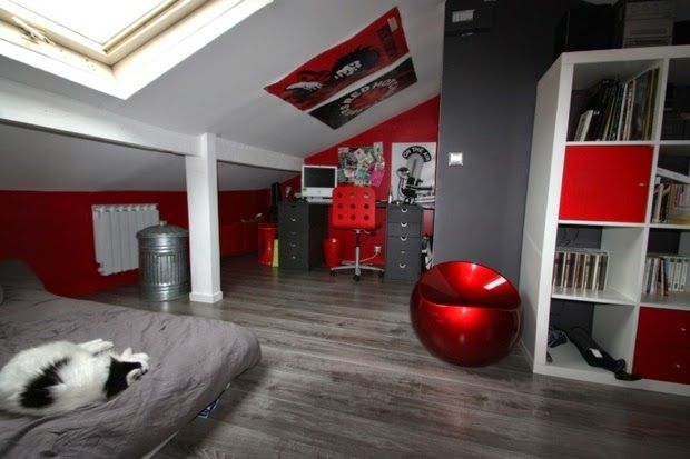 You Like This Type Of Room It S Modern And The Square Book Case