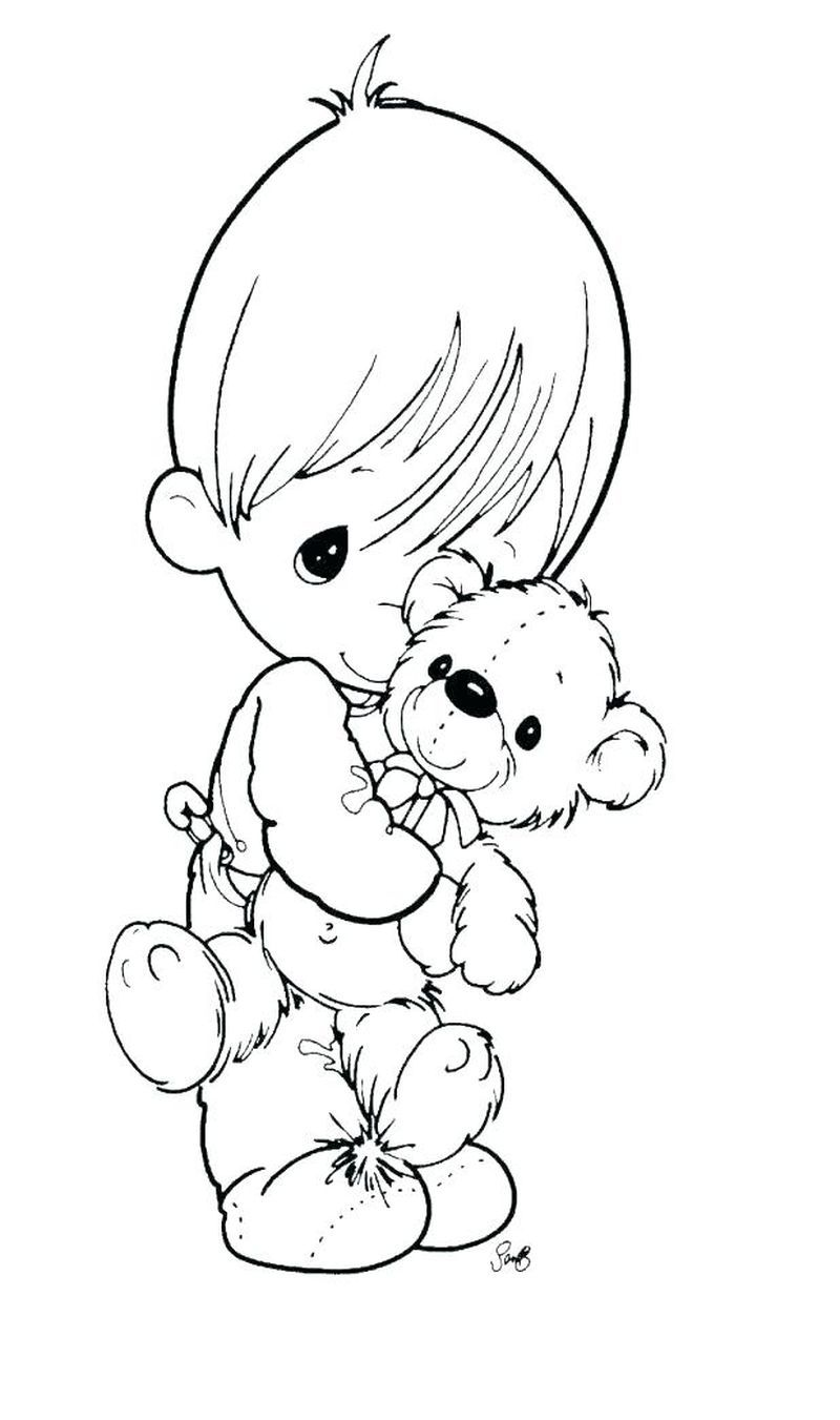 Angel Coloring Pages Images In 2020 Precious Moments Coloring Pages Angel Coloring Pages Baby Coloring Pages