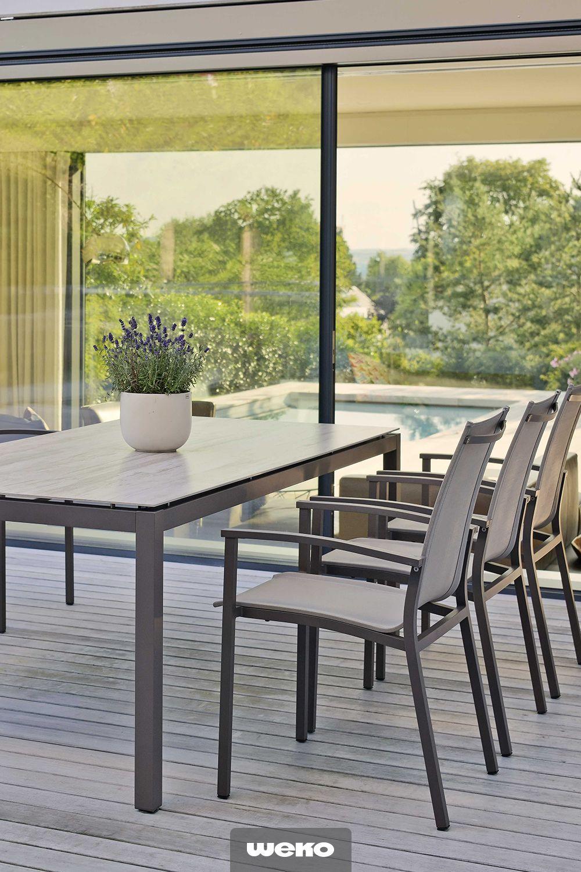 Nichts Macht Den Sommer Schoner Als Ihn Im Eigenen Garten Oder Auf Dem Balkon Zu Verbringen Gartenmobel Lounge Gartenmobel Aussenmobel