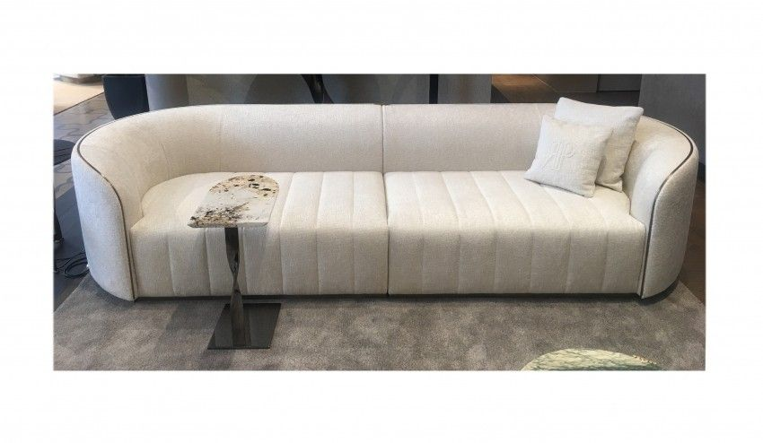 incredible 2020 modern design leather sofa living room furniture | Rugiano Pierre | Living room sofa design, Single sofa ...