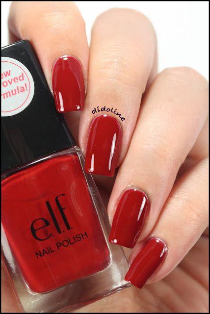 Rouge Médium (#1511) http://www.eyeslipsface.fr/produit-beaute/vernis-a-ongles