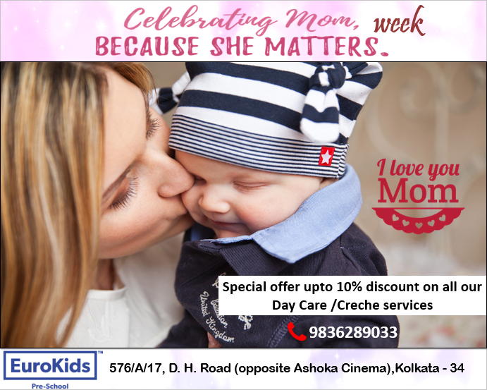 Celebrating MOMs week!! Special offer upto 10 Discount on