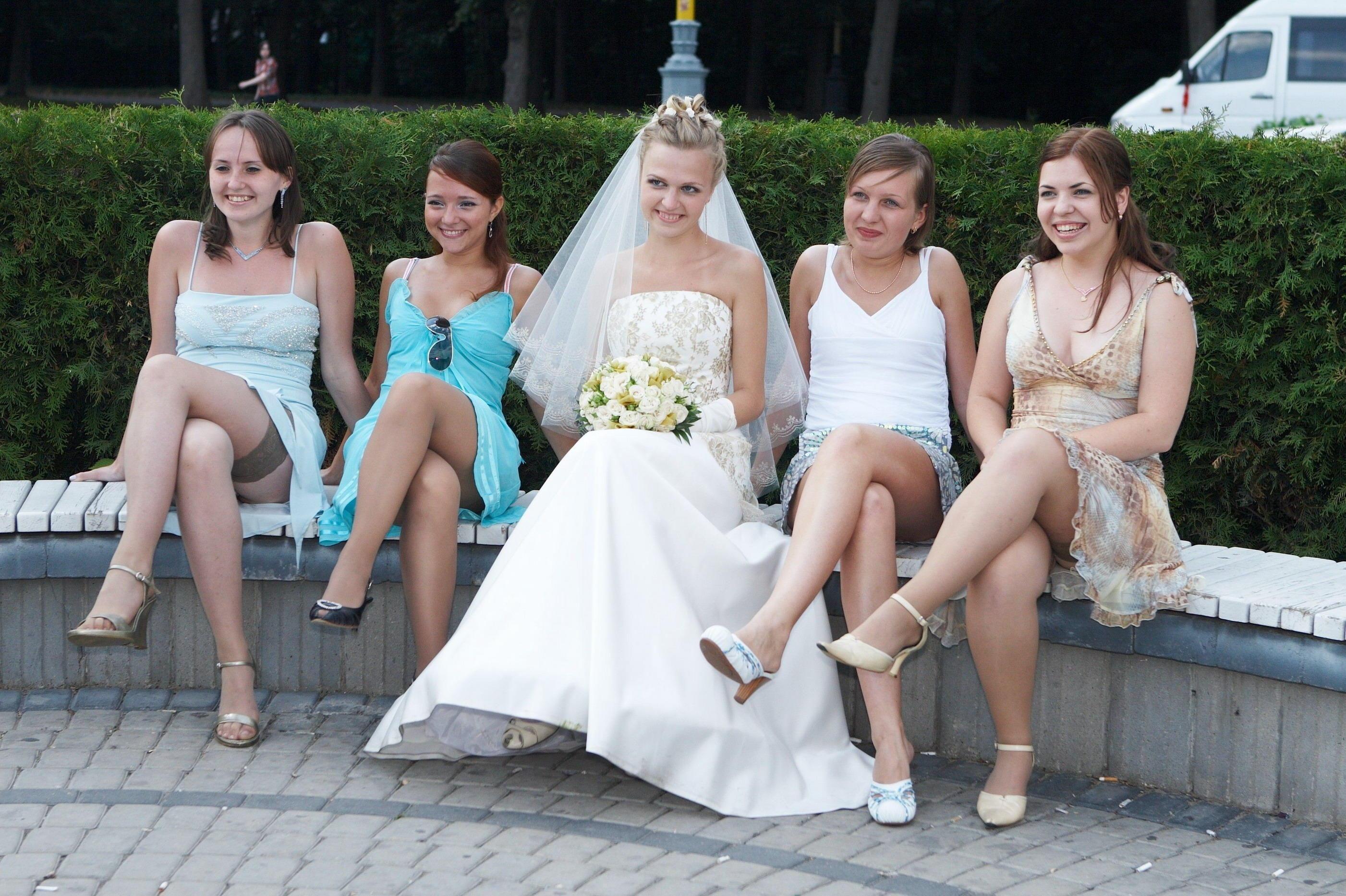 Пьяная невеста бесплатно, Пьяные невесты, делай с ними все что хочешь! 20 фотография