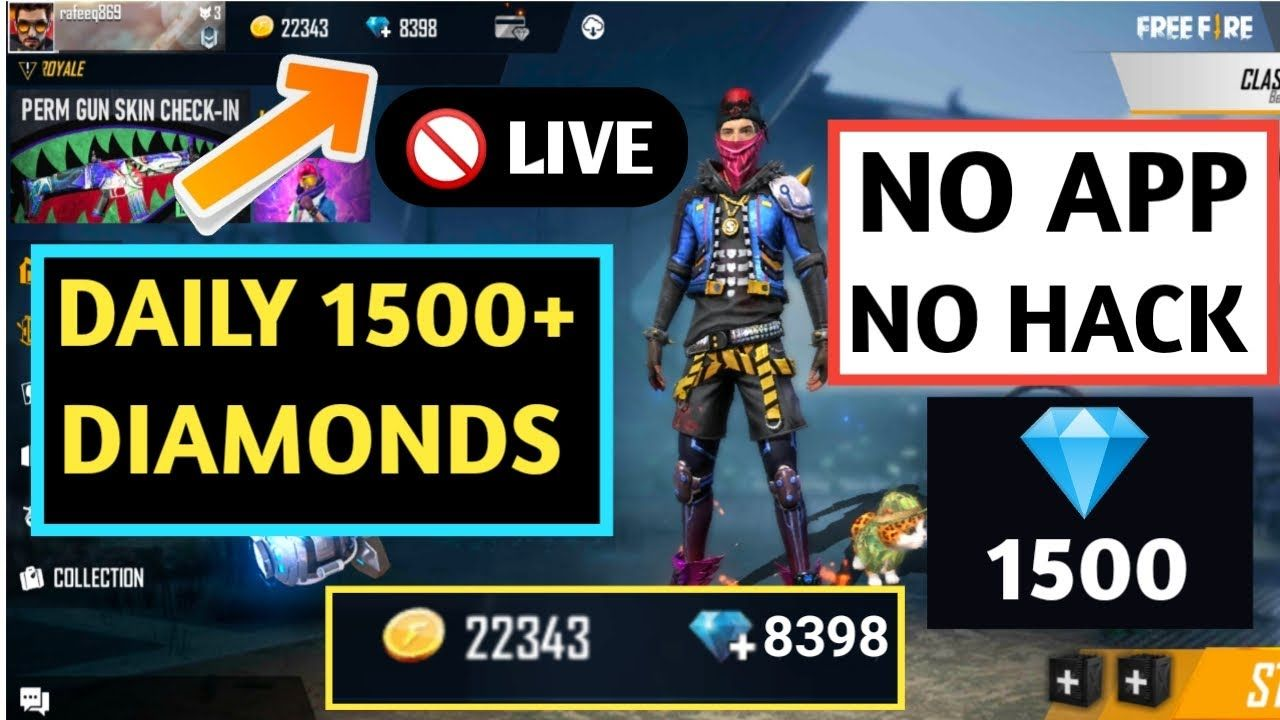 Free Fire Hack Unlimited Diamonds And Coins Generate Diamonds Online Fire Third Person Shooter